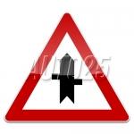Intersectie cu drumuri fara prioritate, decalate