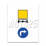 Directie obligatorie pentru vehicule care transporta marfuri periculoase