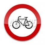 Indicatorul acesta se amplaseaza la intrarea pe drumurile publice pe care accesul motocicletelor este interzis