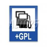 Statie de alimentare cu carburanti incluziv benzia fara plumb si gaz petrolier lichefiat
